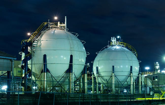 LNG will fuel growth in the housing sector.